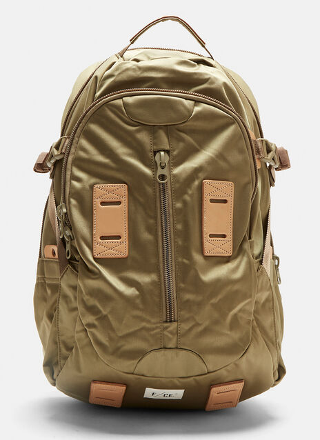 F/CE Satin Travel Backpack