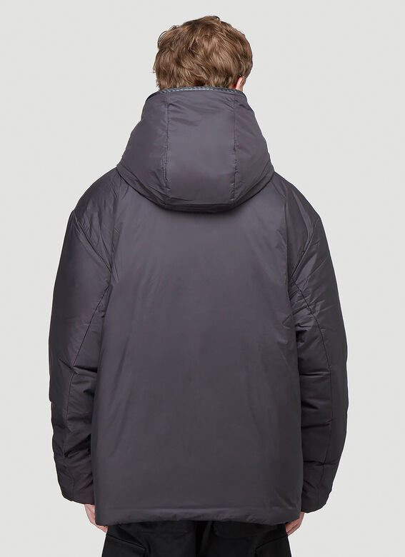 Acne Studios Hooded Down Jacket 4