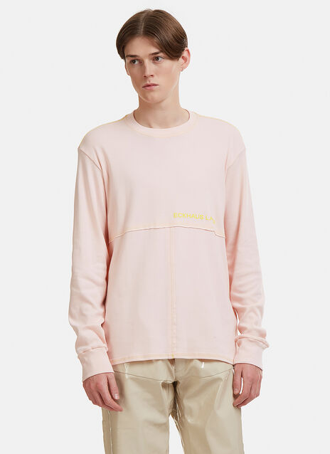 Lapped Long Sleeved Baby T-Shirt