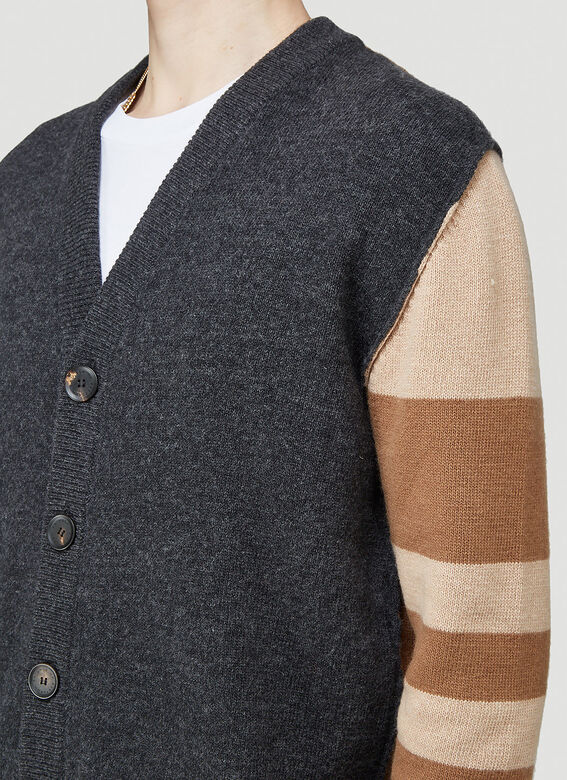 Pringle of Scotland LN-CC Cardigan Vn Ls 5