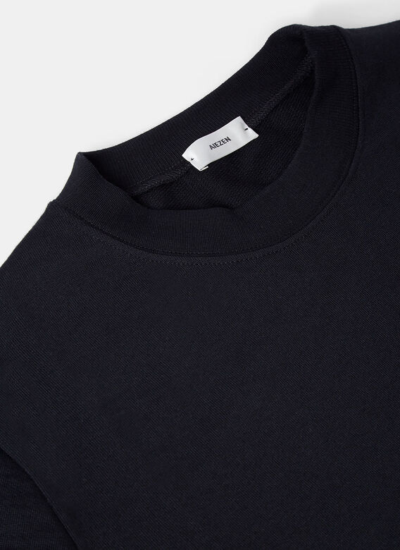Aiezen AIEZEN Cashmere and Silk Knit T-shirt 5