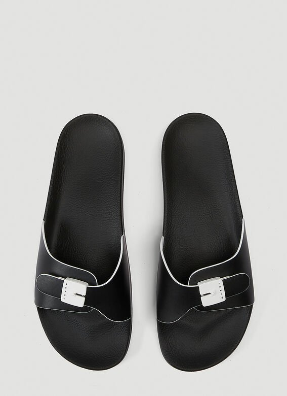 Marni RUBBER SLIDE 2