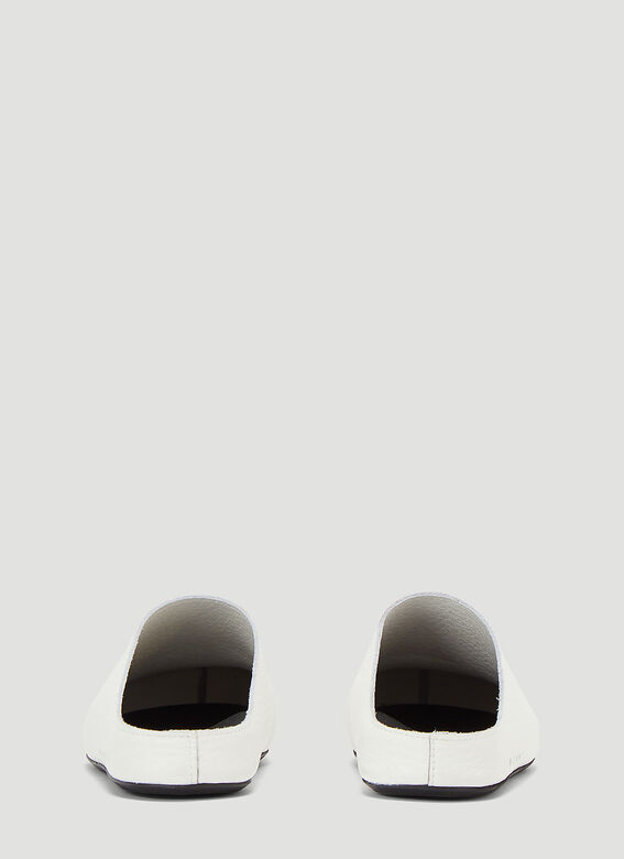 Marni Sabot Leather Mules 4