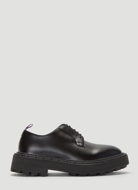 Eytys Shoes Alexis Leather Lace-Up Shoes