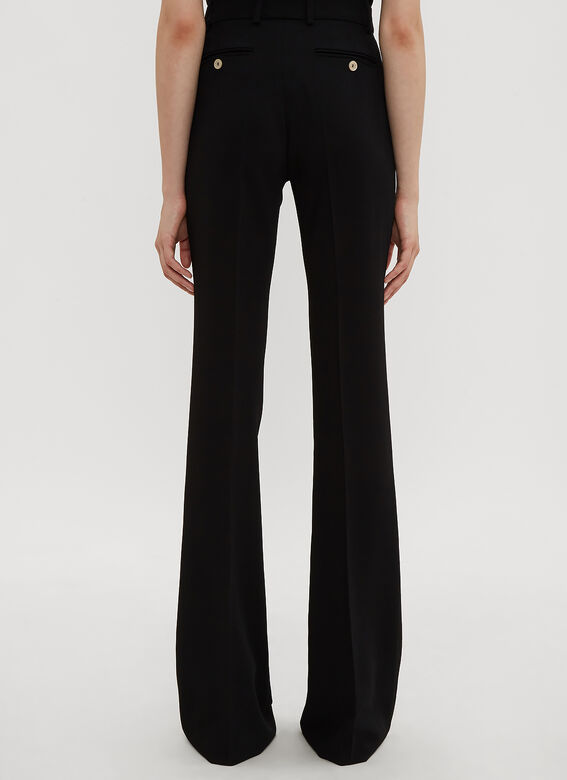 Gucci Stretch Skinny Flare Pants