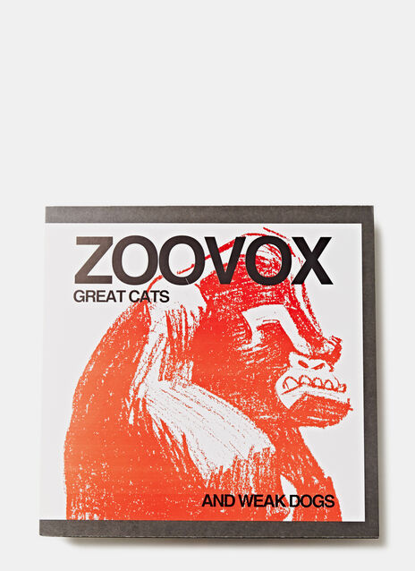 Zoovox – Great Cats and Weak Dogs LP
