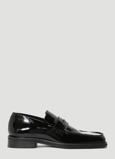 Martine Rose Roxy Patent Loafers