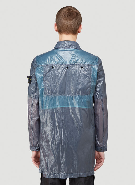Stone Island TRENCH COAT_PACKABLE - 4