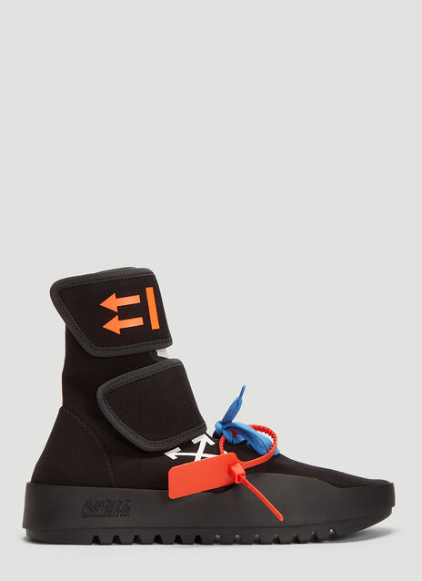 Off-White Moto Wrap Sneakers