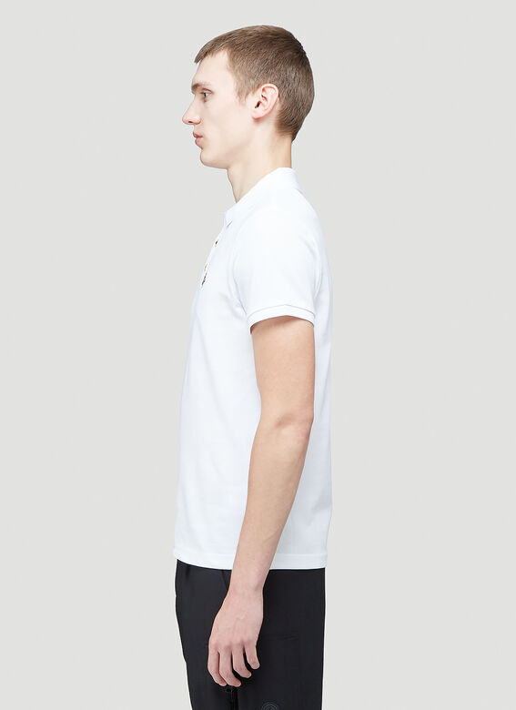 Moncler Short Sleeved Polo Shirt 3