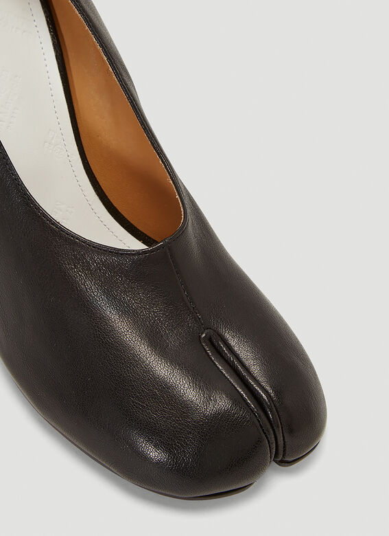 Maison Margiela Tabi Mary-Jane Pumps 5