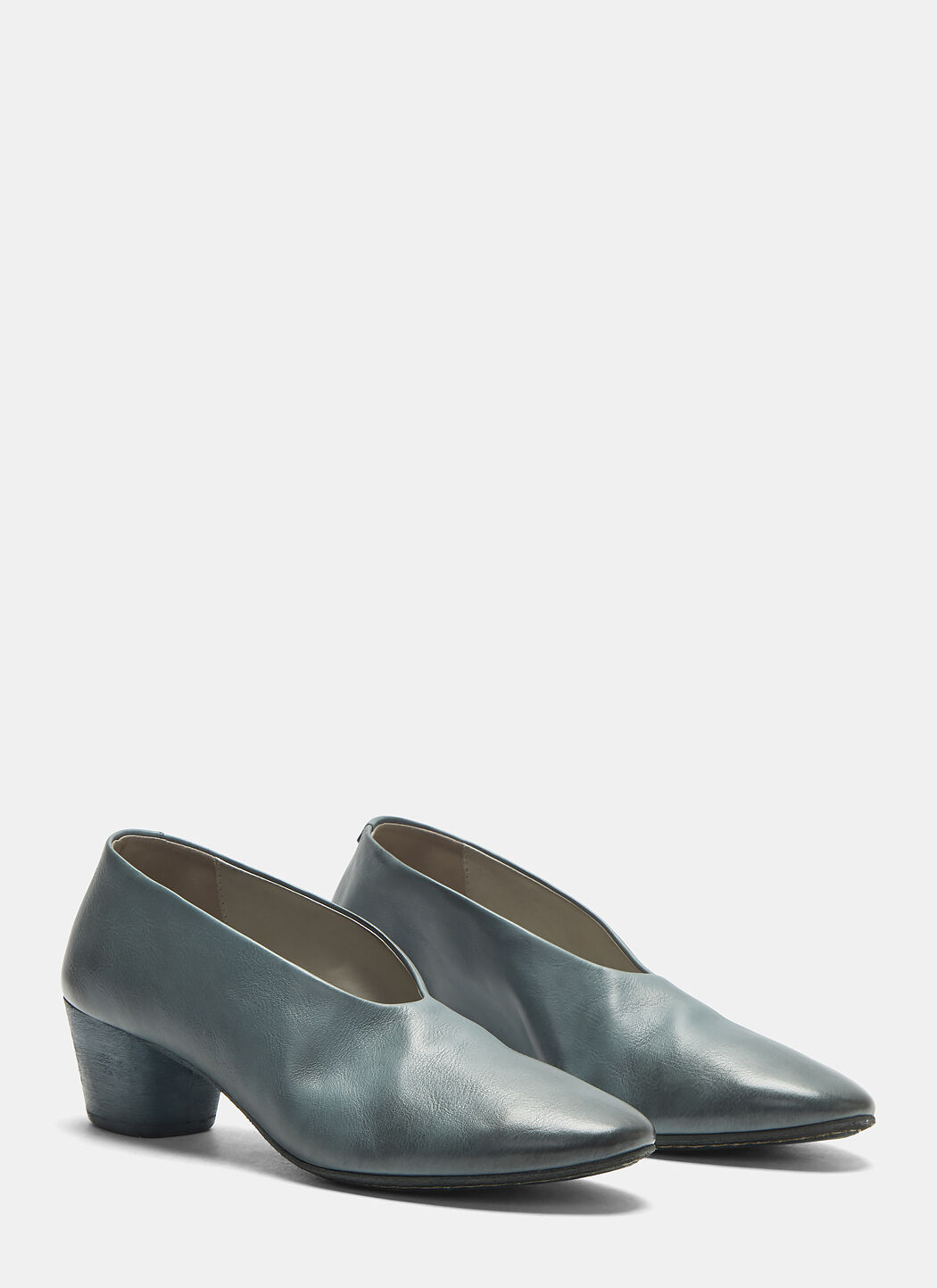 MARSèLL Coltello Vit Fiore Heeled Pumps