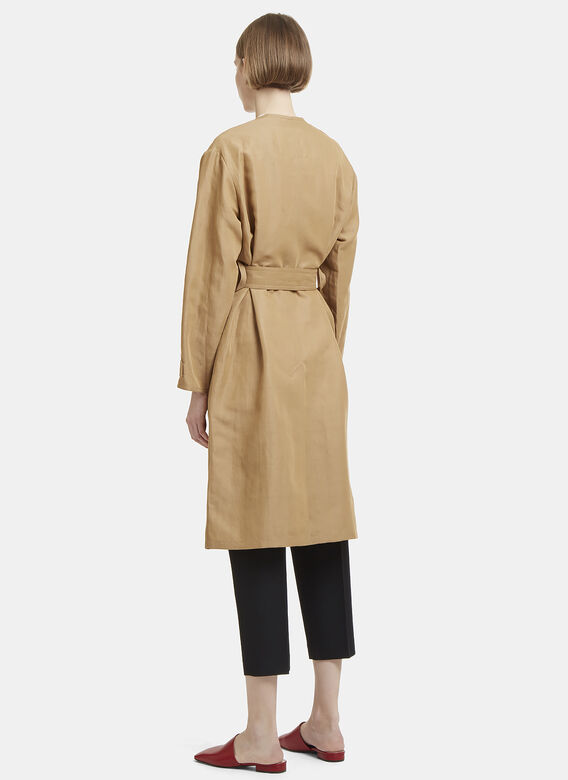 Acne Studios Angelica Double Breasted Coat