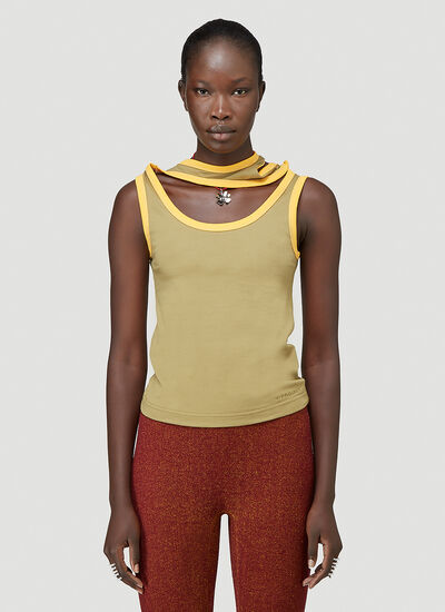 Y/Project Cut-Out Tank Top