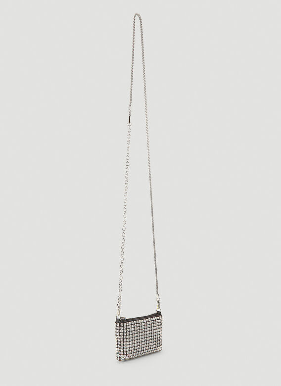 Alexander Wang Wangloc Rhinestone Mini Shoulder Bag 3