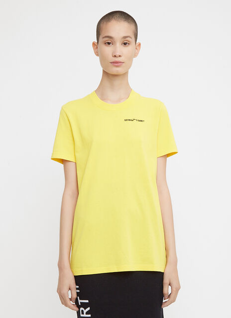 Off-White Quote T-Shirt