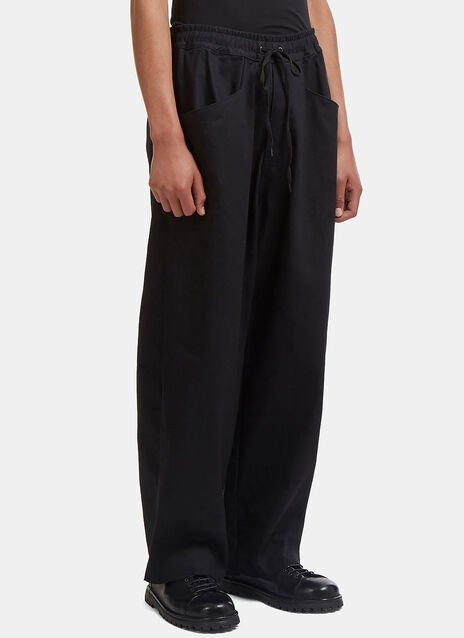 Acid Man Oversized Twill Pants