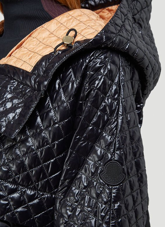 2 Moncler 1952 Citrine Quilted Jacket 5