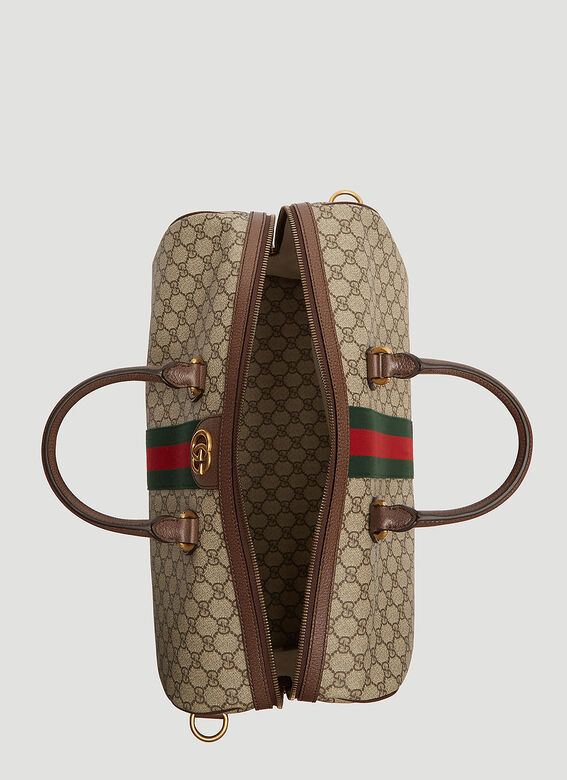 Gucci Ophidia GG Medium Carry-On Duffle Bag 7