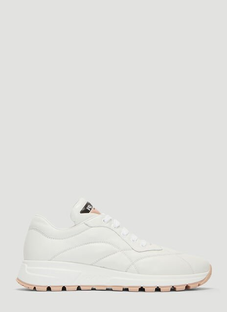 Prada PRAX 01 Leather Sneakers