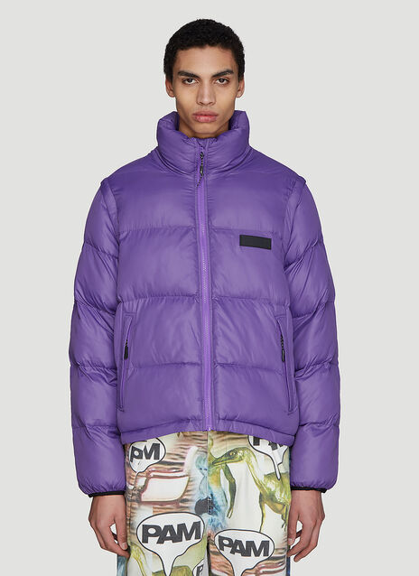 P.A.M Synthesis Padded Jacket