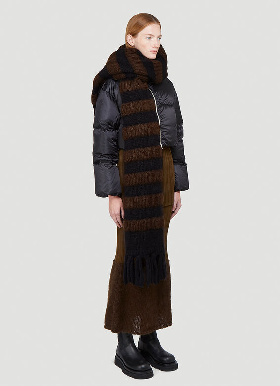 2 Moncler 1952 Tricot Scarf 2