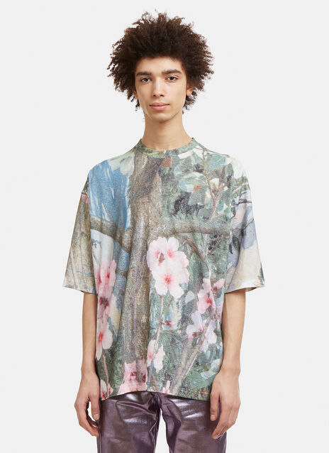 Anntian Big Floral T-Shirt