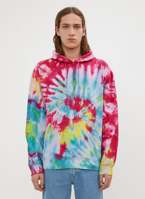 Stain Shade Mix 5 Hooded Sweatshirt