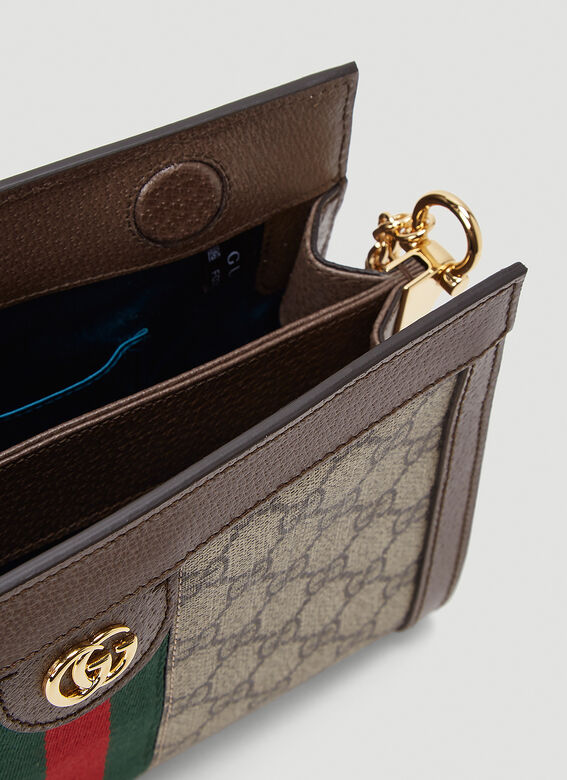 Gucci Ophidia GG Print Small Shoulder Bag 6