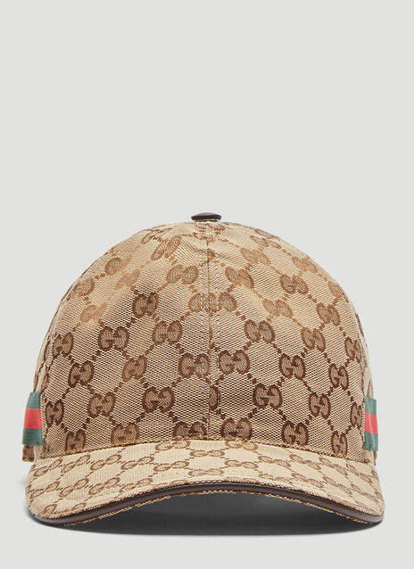 Gucci Original GG Canvas Web Baseball Cap