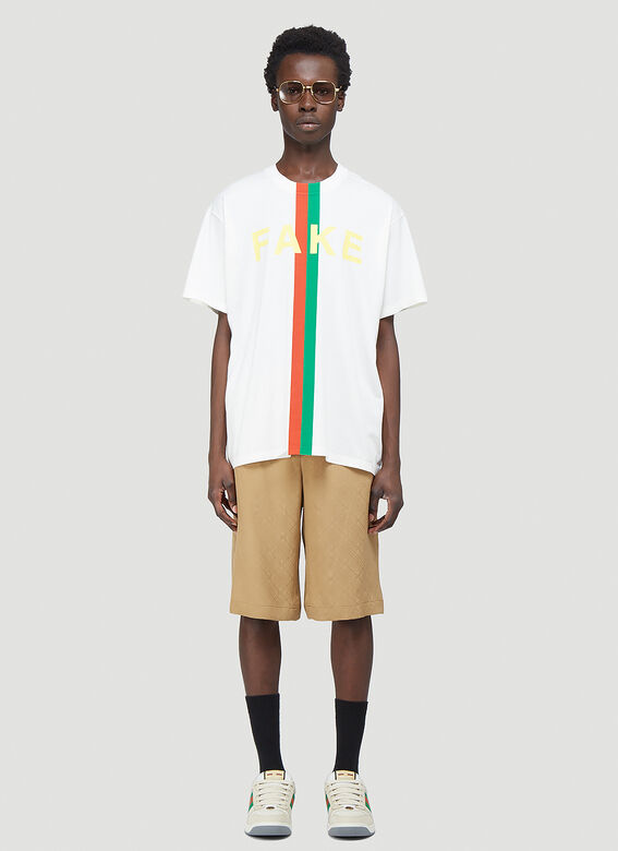 Gucci NOT FAKE T-SHIRT 2