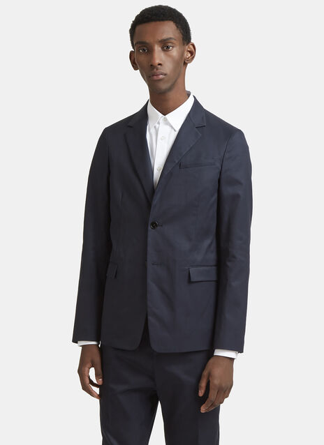Jil Sander Single Breasted Jacket