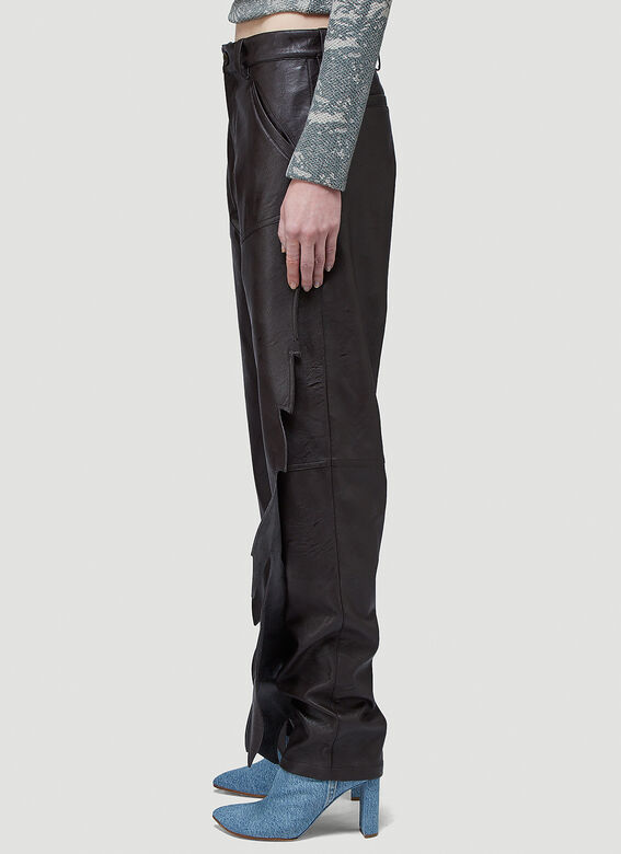 Y/Project FLAME PANT 3