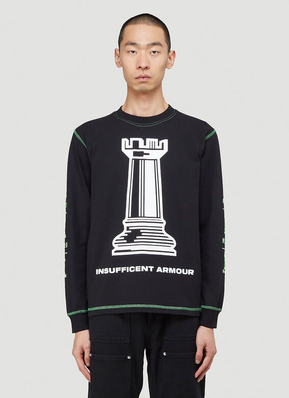 United Standard Insufficient Armour Long-Sleeved T-Shirt 1