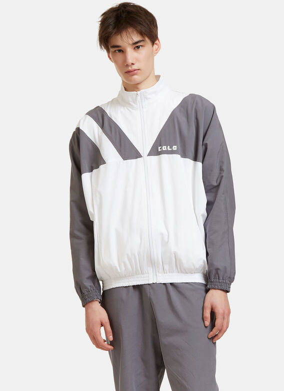 Colo Panelled Track Jacket