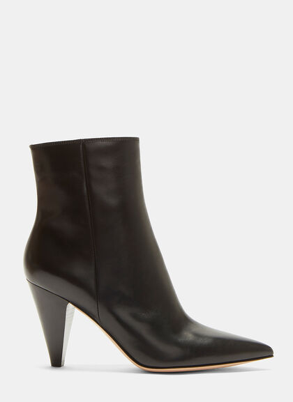 Image of Cuo 85 Pointed Ankle Boots