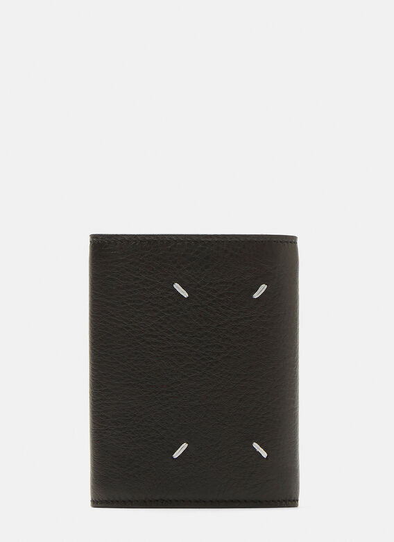 Maison Margiela Two-Tone Fold Over Wallet