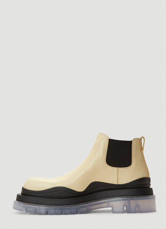Bottega Veneta Tire Ankle Boots 3