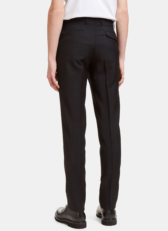 Aiezen AIEZEN Tailored Wool Pants 4