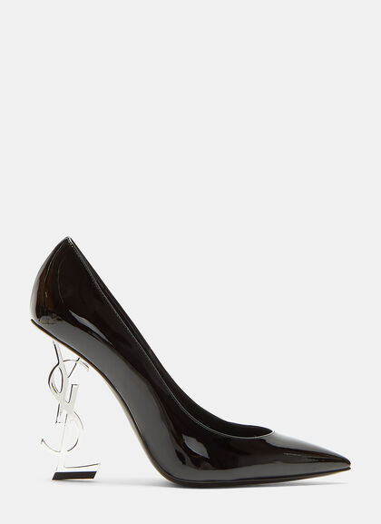 Image of Opyum 110 Patent Leather Pumps