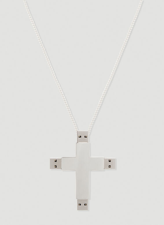 United Standard CROSS NECKLACE 3