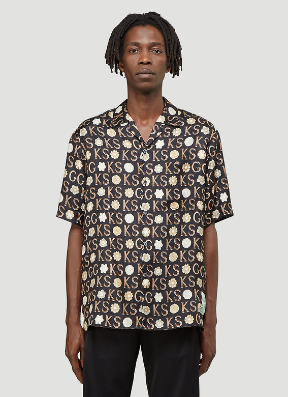 Gucci BOWLING HAWAII SHIRT 1