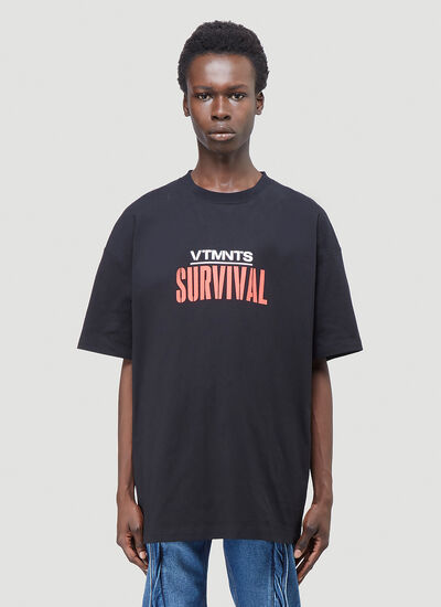 Vetements Survival T-Shirt