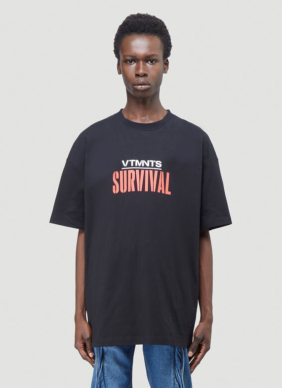Vetements 10.10 SURVIVAL TEE 1