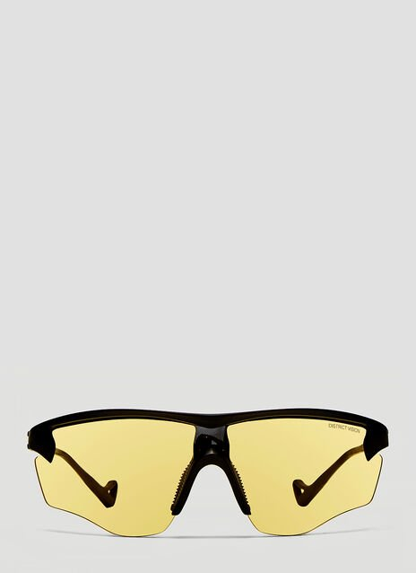 District Vision Junya Black- District Sports Sunglasses