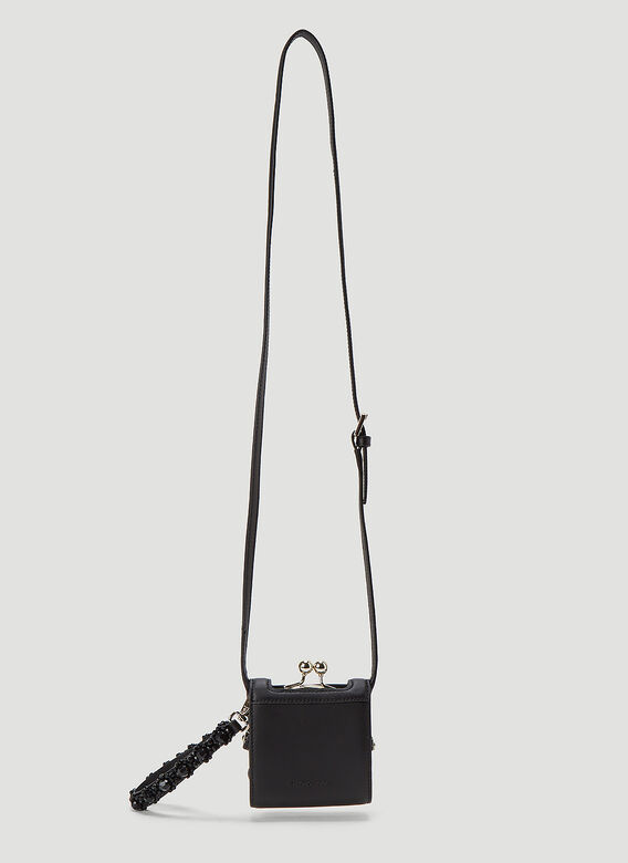 Simone Rocha Flap Wristlet Shoulder Bag 4