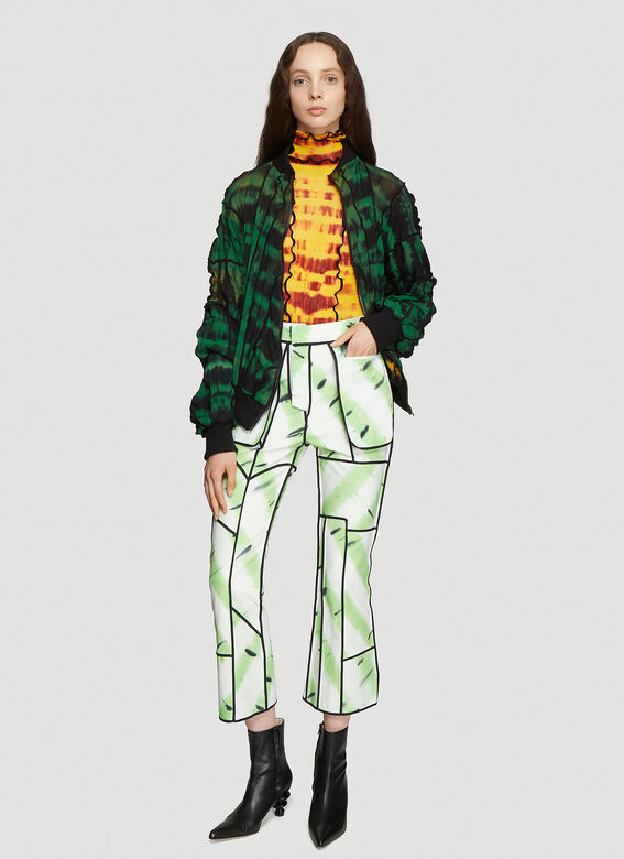 ASAI Jungle Fever Hand Painted Jeans 2