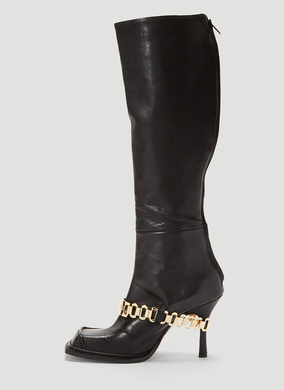 Section 8 PAULA BOOT IN SMOOTH LEATHER 3