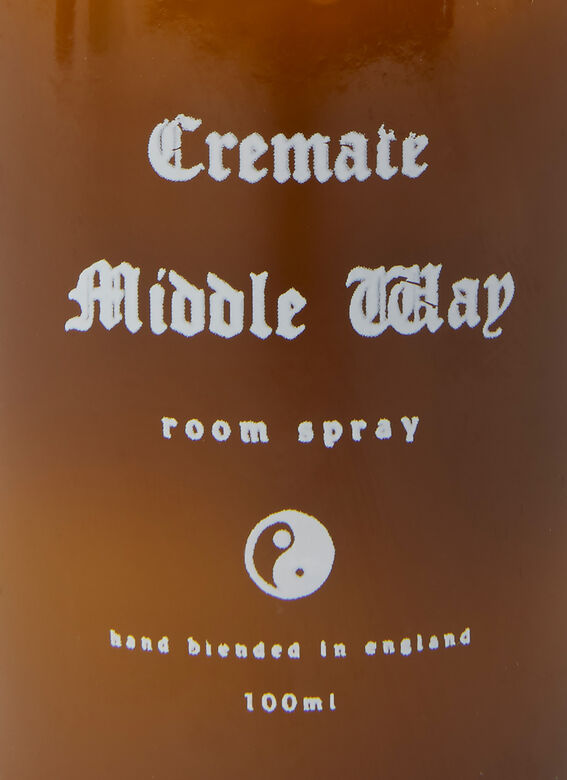 Cremate Middle Way Room Spray - 500ml 3