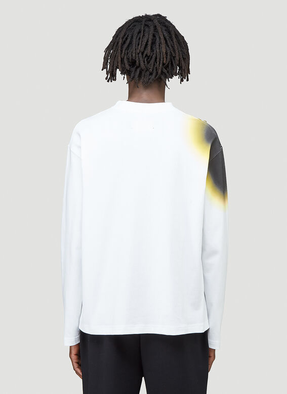 A-COLD-WALL* Hypergraphic Long-Sleeved T-shirt 4